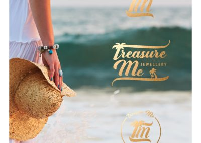 Treasure Me Jewellery Logo Variaties