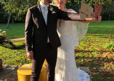 Wedding – uitnodiging jaren 20