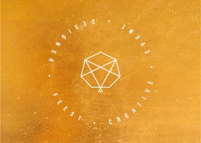 Logo Variatie – Het is hier Feest