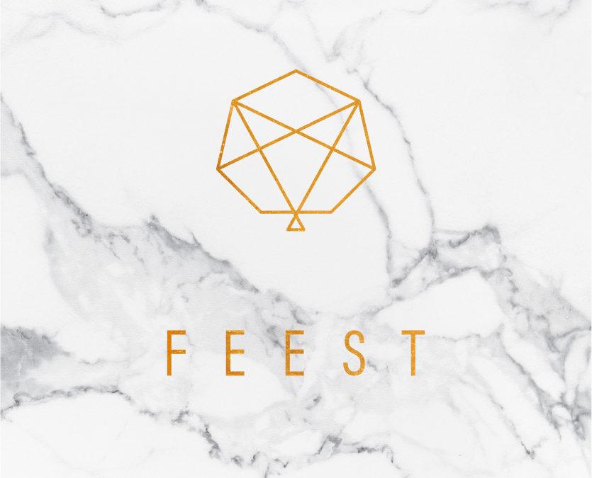 Logo Design – Het is hier Feest