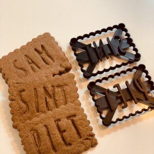 Cookie Cutter Sint & piet